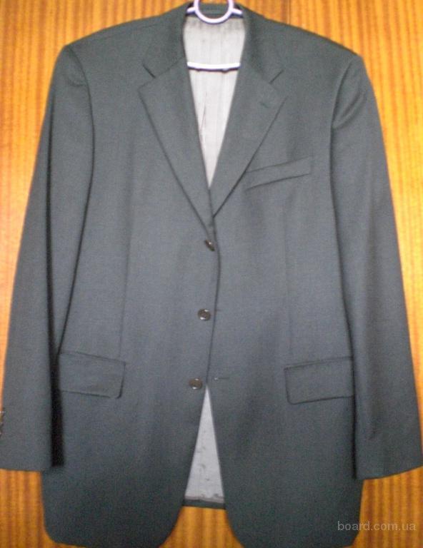 Оригинальный пиджак Hugo Boss Da Vinci / Lucca.100% Шерсть