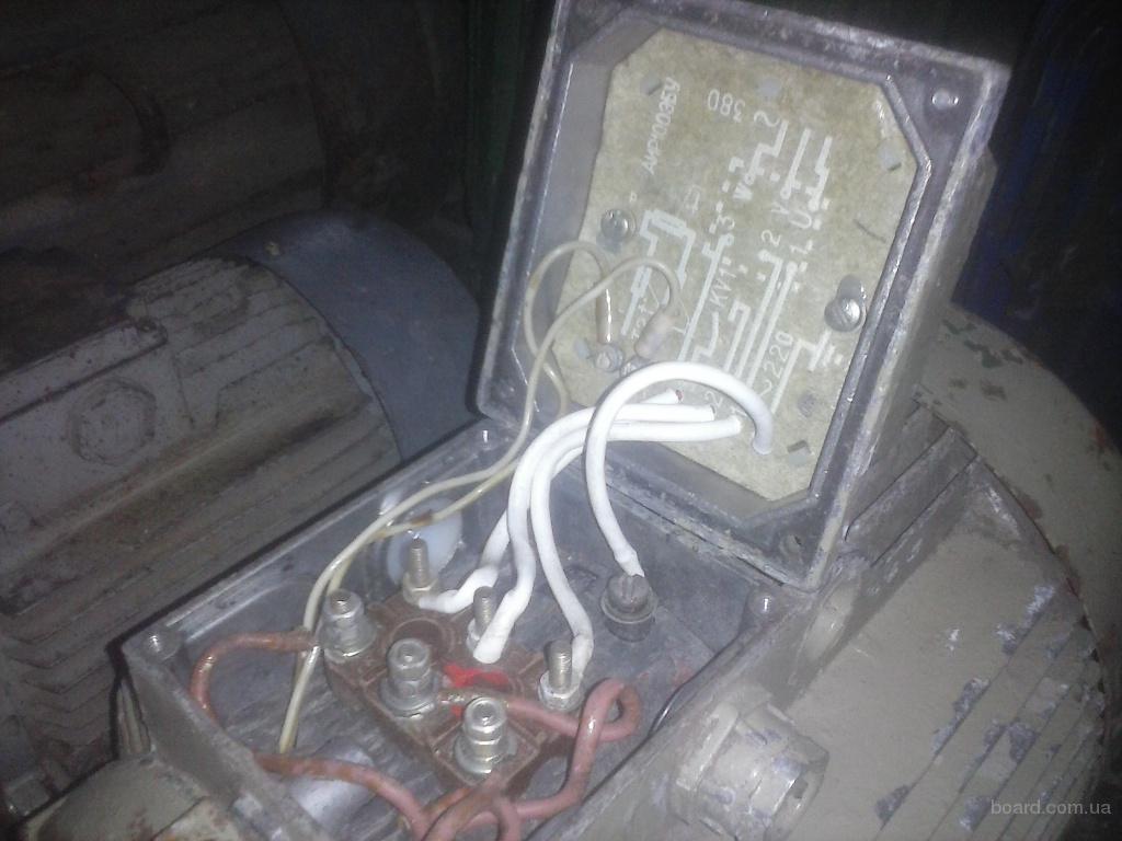 продам электродвигатель лаповый АИР 2.2 квт 1000 об с защитой от сгорания и перегревов бартер обмен нал безнал