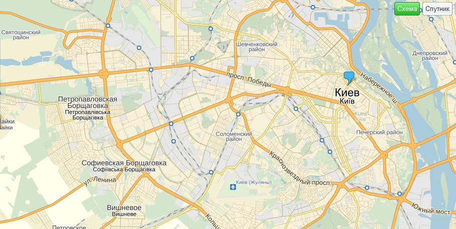 """Київ, Курбаса вул., ст.м.""""Святошино"""", """"Житомирська"""", здається окрема кімната"""