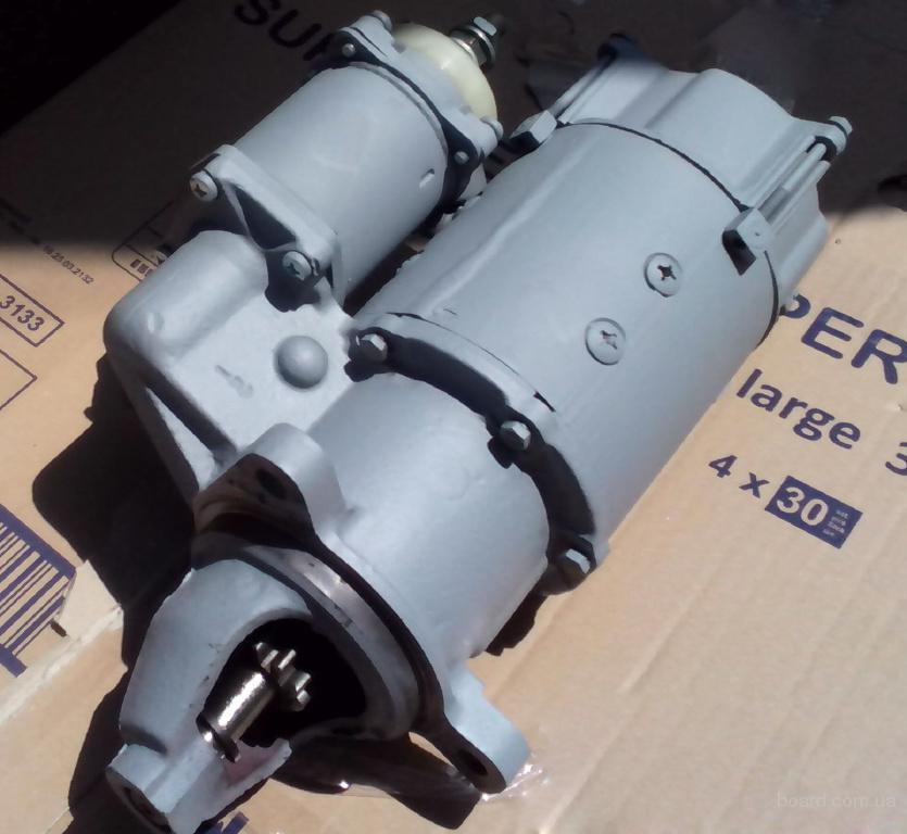 Электрооборудование МТЗ-80, 82. Рис 3. Схема подключения.