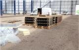 Несъемная опалубка Shieldjoint для устройства деформационных швов бетонного пола лодочного ангара