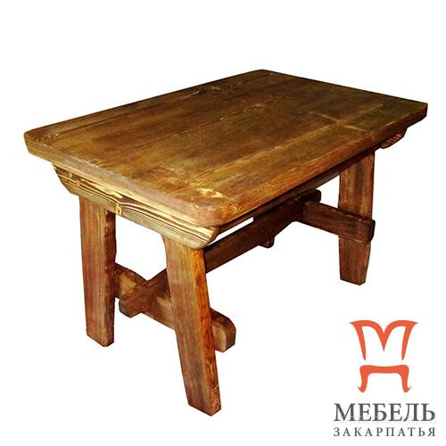 Состаренная мебель, Стол под старину
