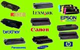 Заправка и восстановление лазерных картриджей HP, Canon, Samsung, Xerox, Brother, Epson, Kyocera, Panasonic в