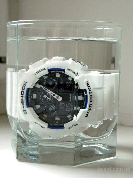Купить спортивные водонепроницаемые часы наручные мужские