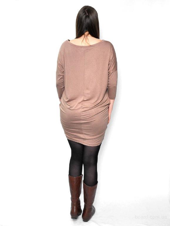 Прямое платье