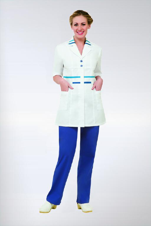 костюм медицинский модельный
