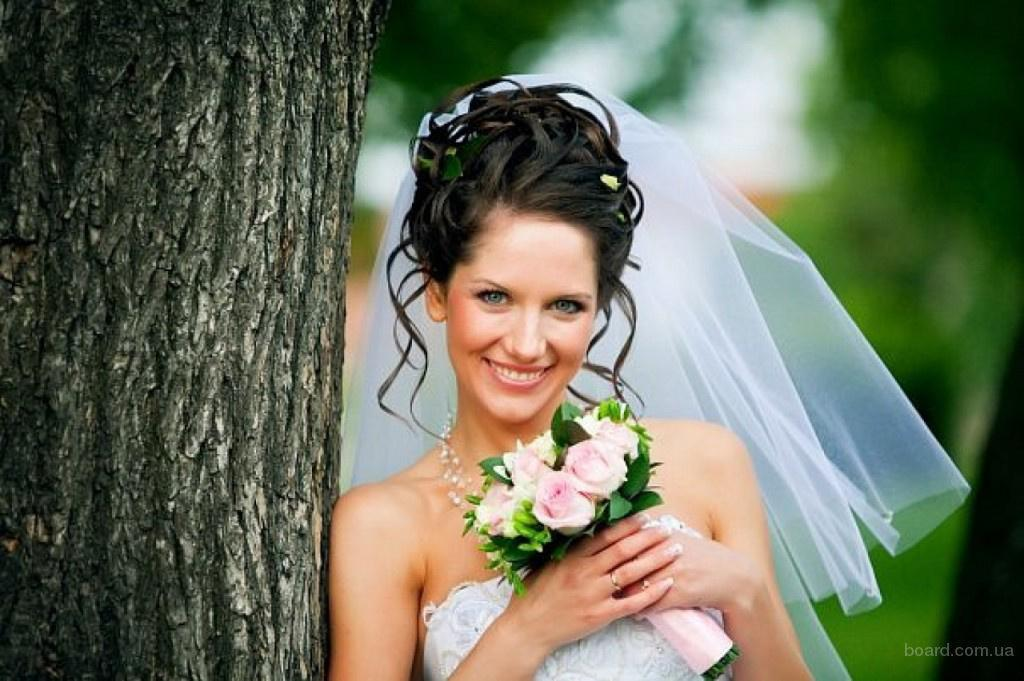 наша свадьба черкассы свадебные прически
