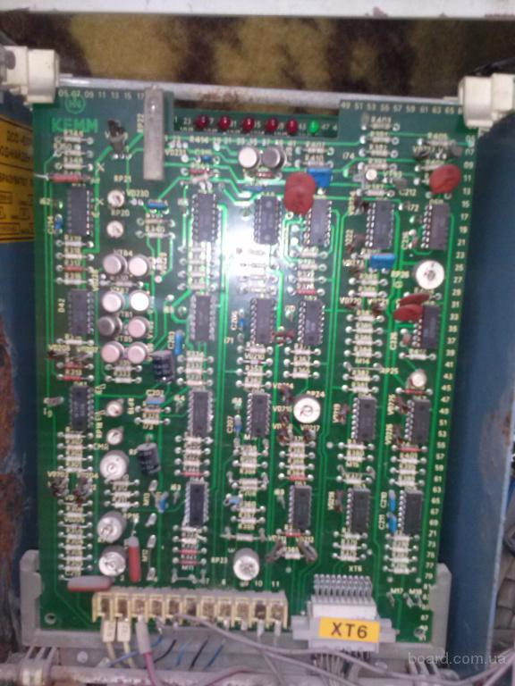 ремонт приводов постоянного тока