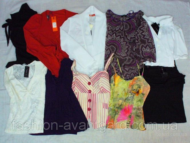 Летняя женская одежда купить оптом в
