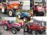 Японские мини-трактора от 3000 USD