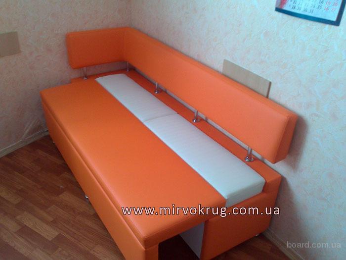 Кухонный диван №999 со спальным местом