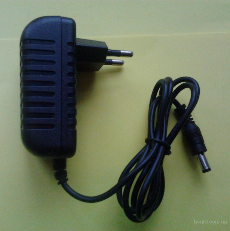 импульсный адаптер, блок питания, зарядное устройство, зарядка 9V (9В) 1А Ataba