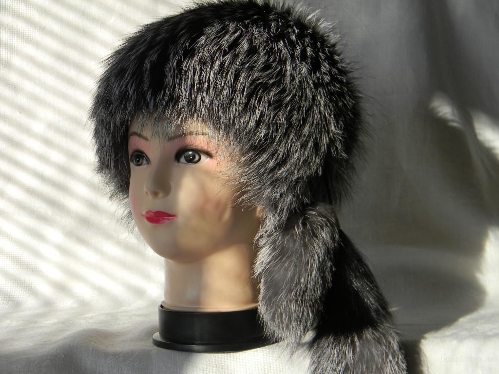 Зимняя меховая одежда