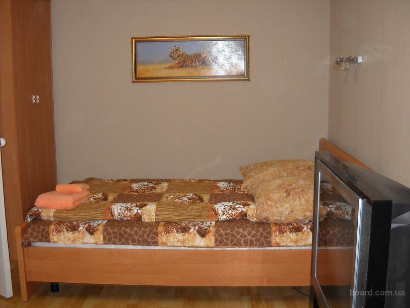 Посуточно 1-к. квартира в самом центре Харькова.