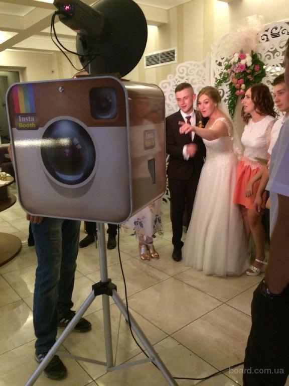 Фотобокс на весілля