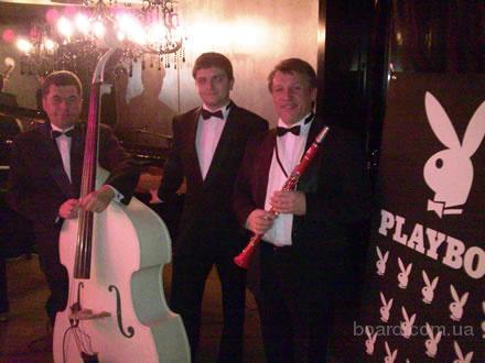 Профессиональные артисты и музыканты на корпоратив, праздник, свадьбу в Киеве.