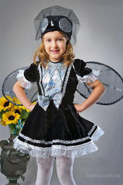 Прокат детского костюма Муха цокотуха, киев, троещина