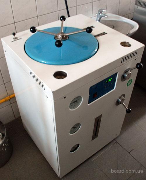 Автоклав стерилизатор паровой тип ASVе 400x600