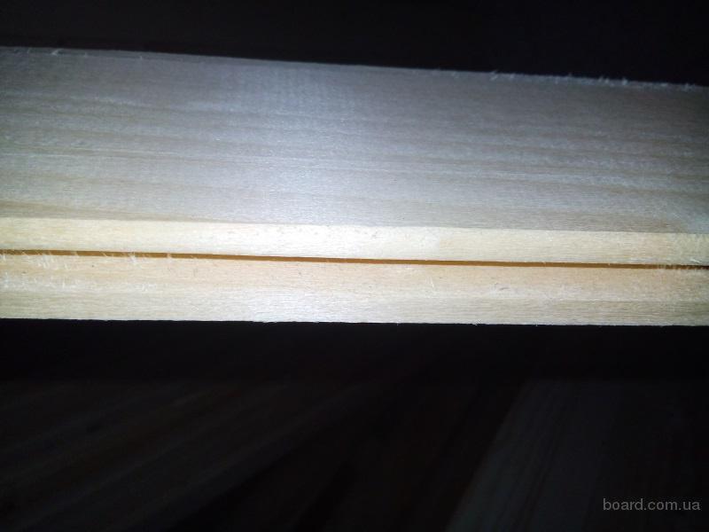 Вагонка липа (1 сорт)
