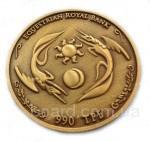Медали, значки, монеты: значение и особенности производства
