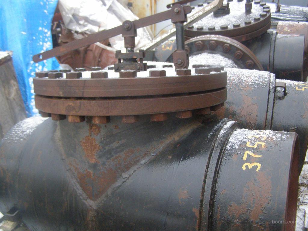 Клапан регулирующий с рычажным приводом КРРП Ду600 Ру-2,5 МПа, с хранения.