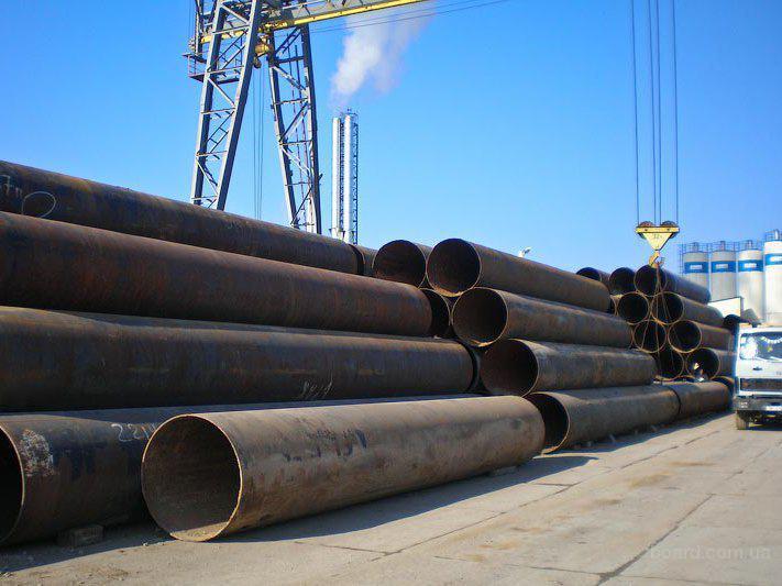 Трубы больших диаметров от 530 до 1420 мм (новые и б/у)