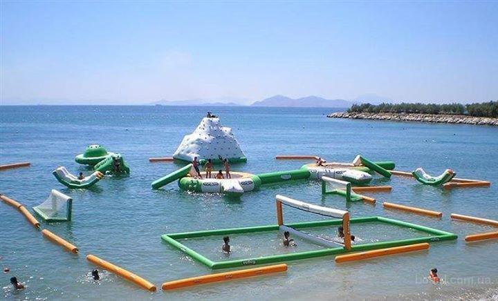 Водные аквапарки