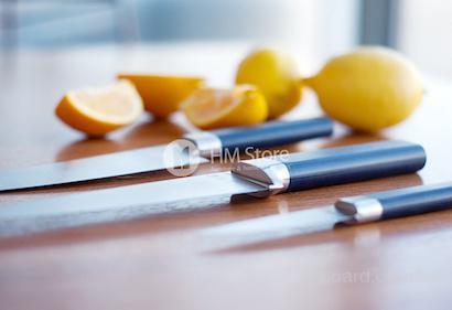 Кухонный нож в подарок