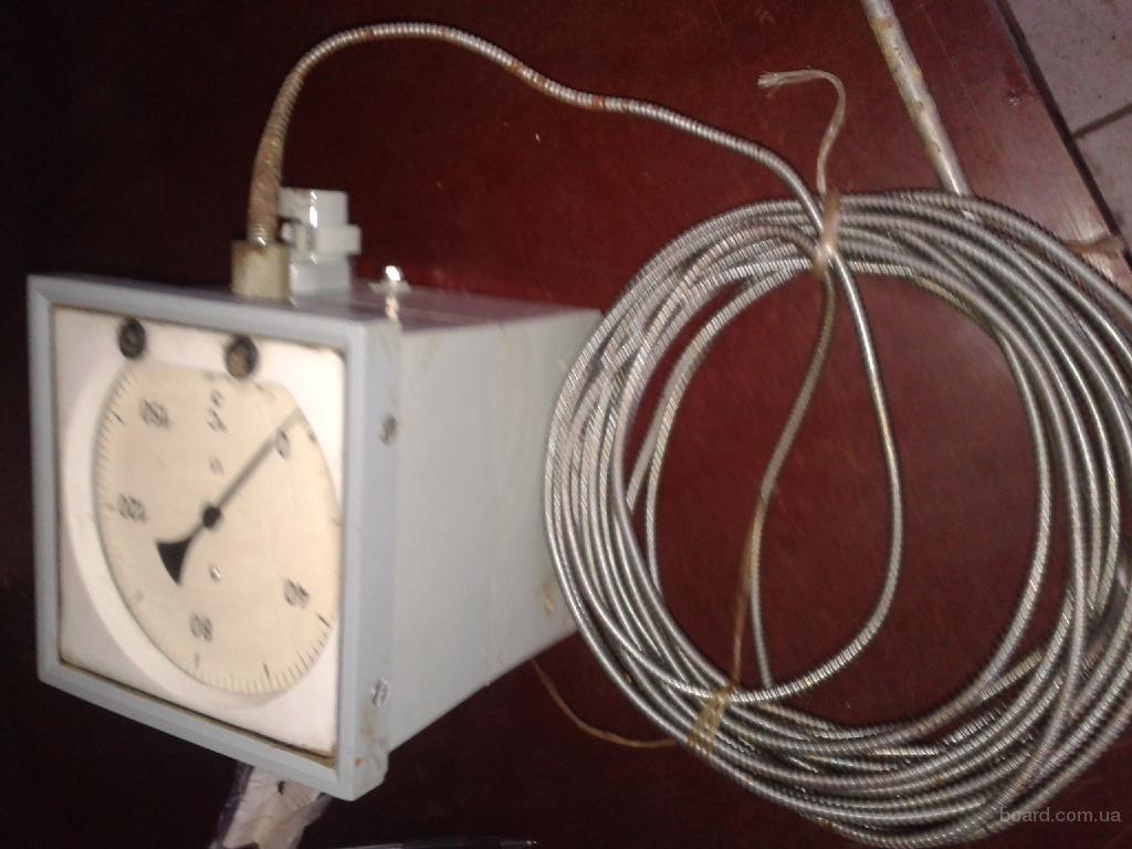 ТГП-16СгВ3Т4, Термометр показывающий сигнализирующий взрывозащищенный. складское хранение 1шт.