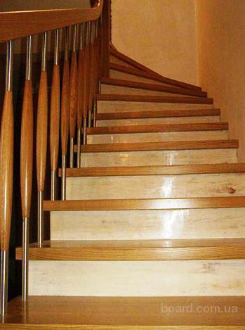 Качественные деревянные лестницы под заказ