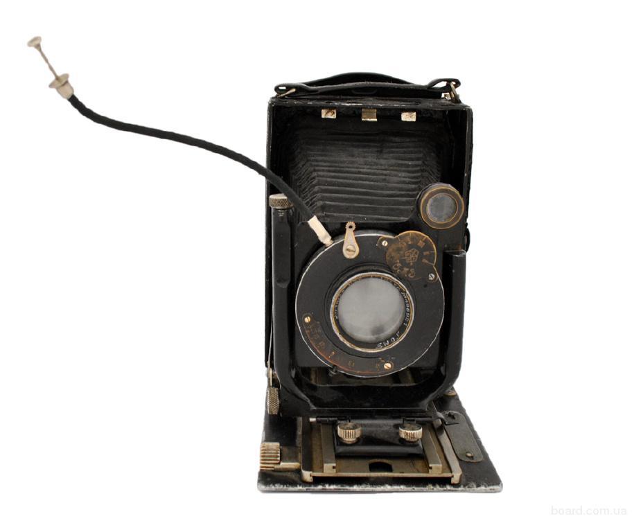 ретро фотоаппарат для декора Фотокор 1 купить в Украине
