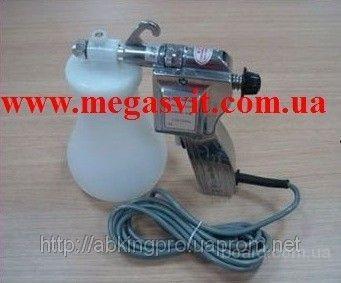 Продам.Пістолет для чищення тканин подвійної дії МТ 170