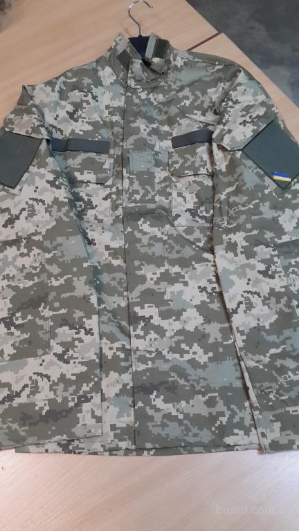 Тактический костюм летний Пиксель( нацгвардия).