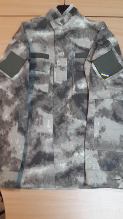 Тактический костюм летний А- Tacs AU
