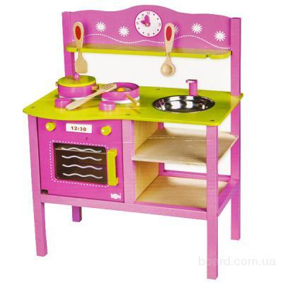 IE189 Кухня для девочек (Моя первая кухня)