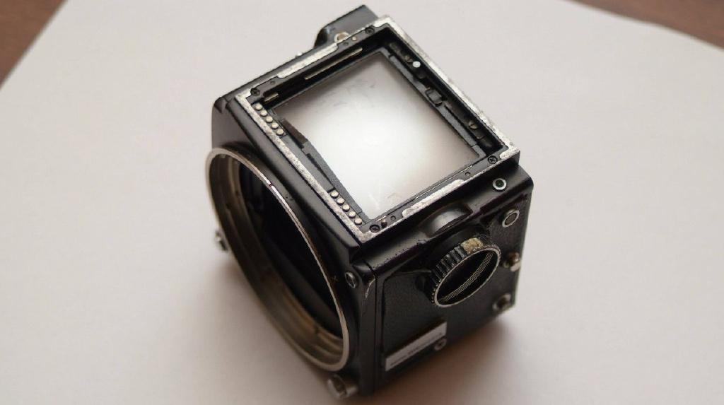 Камера Zenza Bronica ETR