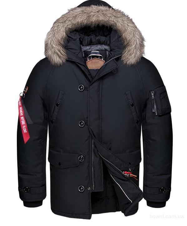 Очень теплая куртка аляска Braggart, Германия