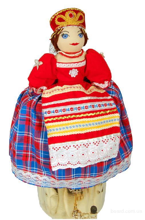 кукла на самовар Глаша  - ручная работа