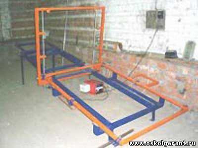 Продам механический станок для резки пенопласта