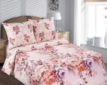 Комплекты постельного белья, Карамельная роза (поплин)