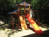 Игровые уличные комплексы,детская игровая площадка BL-7