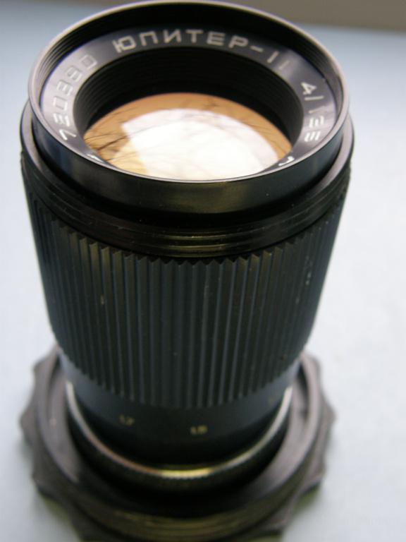 Фотообъектив Юпитер-11 автомат