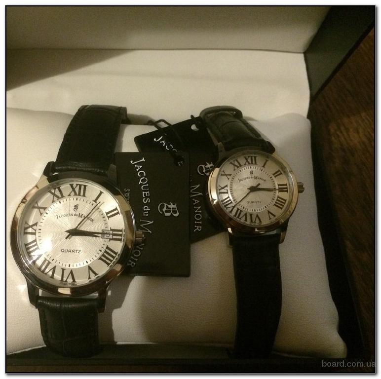 Jacques du Manoir оригинальные швейцарские часышвейцарские часы