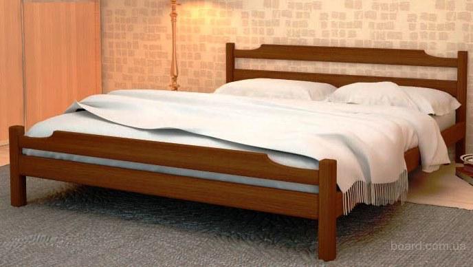 Кровать под заказ. Натуральное дерево.