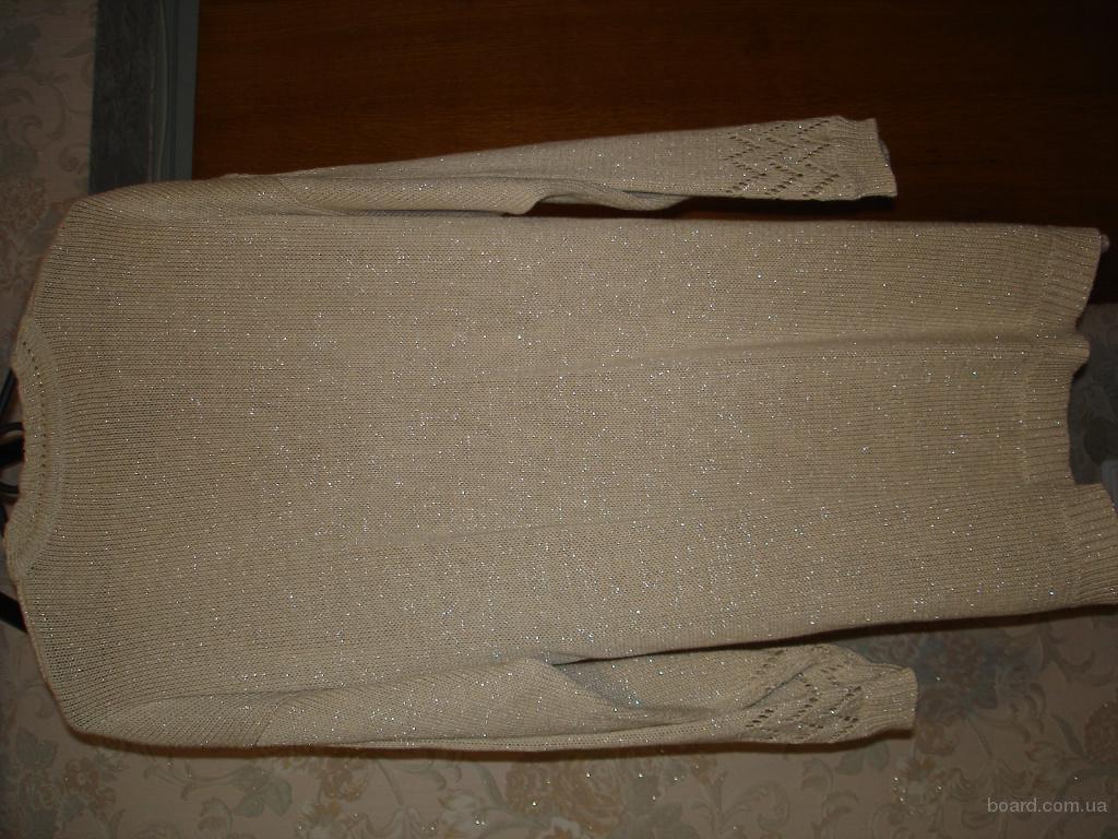 Удлиненный джемпер женский доставка
