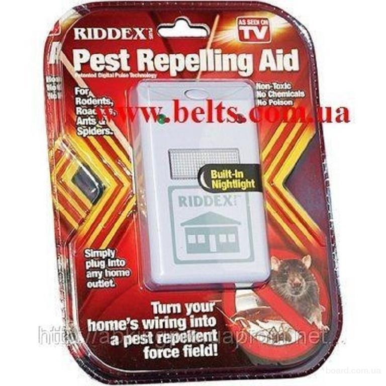 Киев.Электромагнитный отпугиватель тараканов и грызунов Riddex Pest Repelling Аид