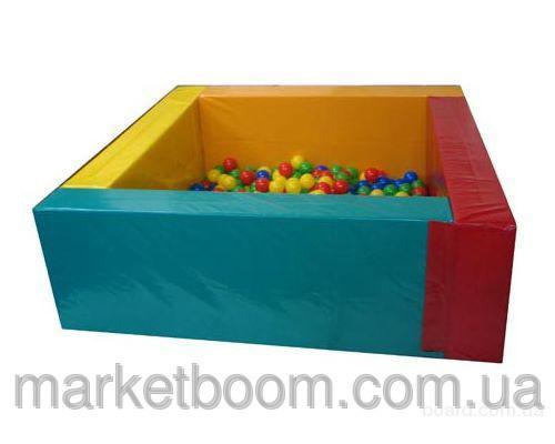 Купить сухой бассейн