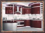 Кухни и кухонные гарнитуры - для людей с различным достатком.