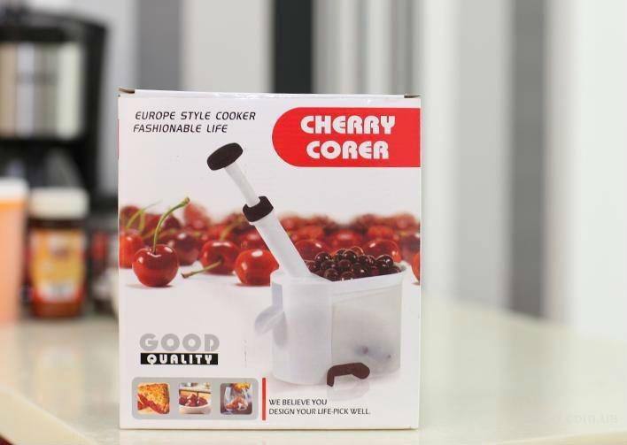 Купить.Машинка для удаления косточек из вишни (Cherry Corer)