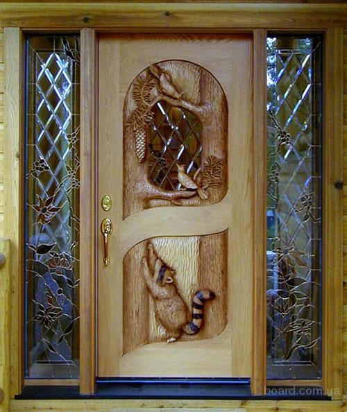 Двери, которых нет ни у кого! Экологичность, натуральное дерево, эксклюзивность, стиль